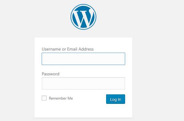 create-new-login-page-wordpress