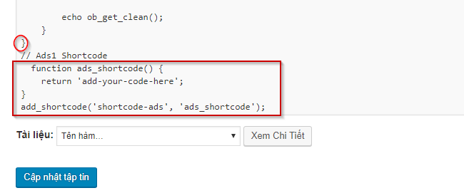 add-shortcode-ads