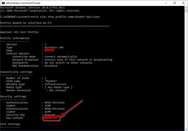 check-password-wifi-windows-10-100-7