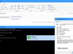 Xóa Cache Windows 10